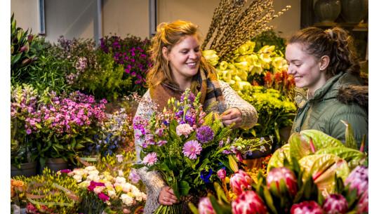 Binnenkijken In De Winkel Bloemen Bezorgen Amsterdam